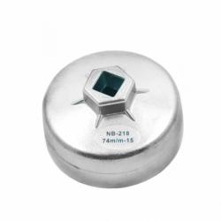 Домкрат бутылочный с клапаном 5т H185-360мм FORCEKRAFT T90504D-FK