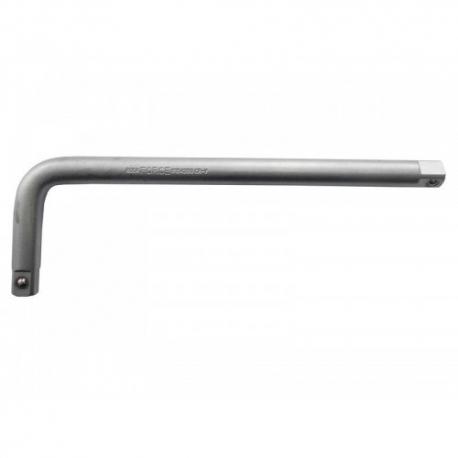 Монтировочная лопатка 910мм гнутая  с резиновой ручкой Forsage 687910A-F