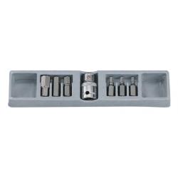 Битодержатель магнитный L60мм 6мм(нар) х 6мм(вн) Force 81260