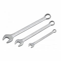 Набор ключей комбинированных 16пр.(6-17 19 22 24мм) на полотне Forsage 5161M-F