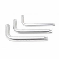 """Набор инструмента 108 предметов с телескопическими трещотками 1/4"""",1/2"""" 6гр RockForce 41082-5L-RF"""